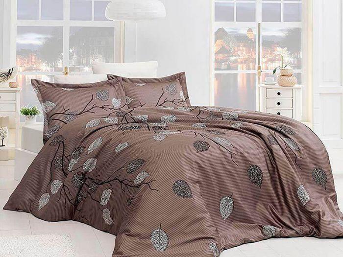 Fine Cotton Sateen Bed Linen 6 pieces Set, Evida