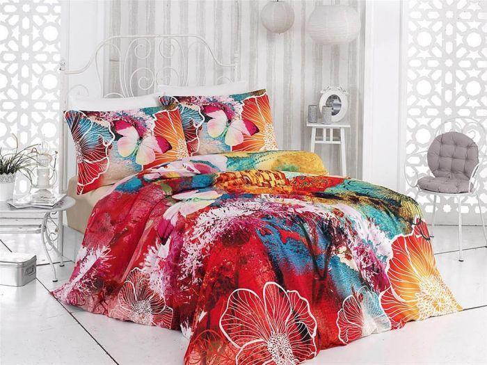 3D DeLuxe Cotton Sateen Bed Linen