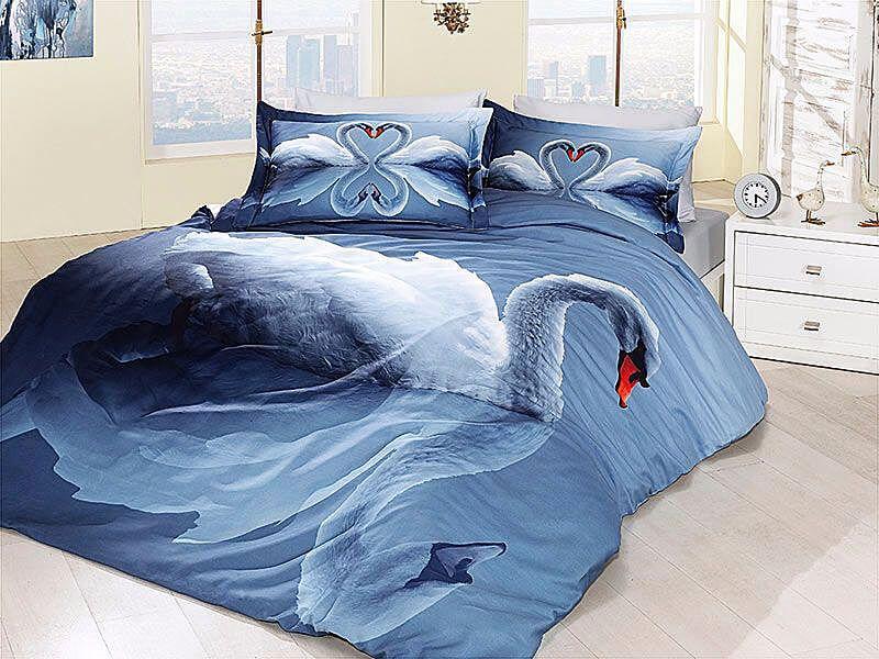beautiful-blue-cotton-bedding-set